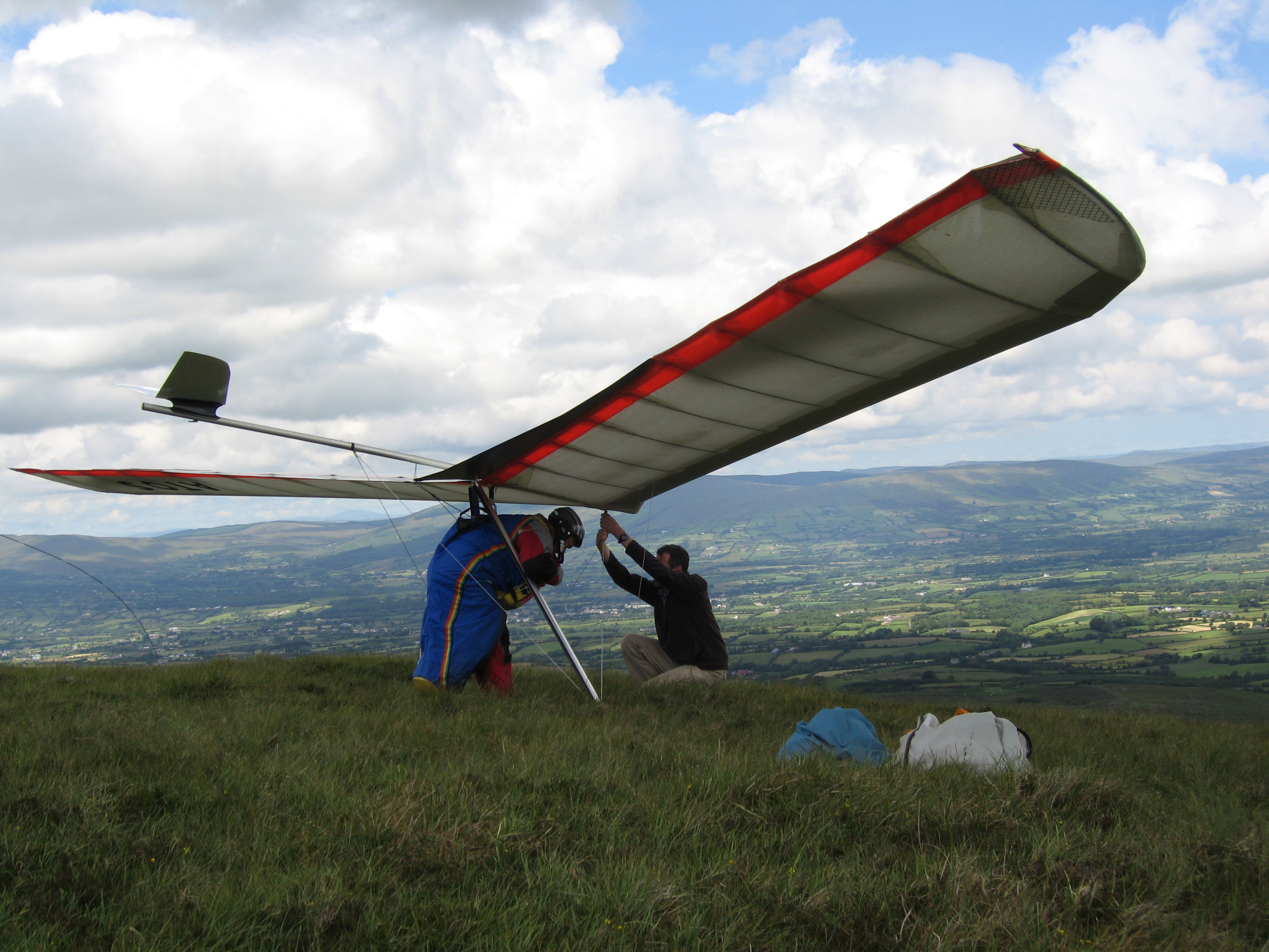 Hang Gliding Overview · Aerosports Paragliding